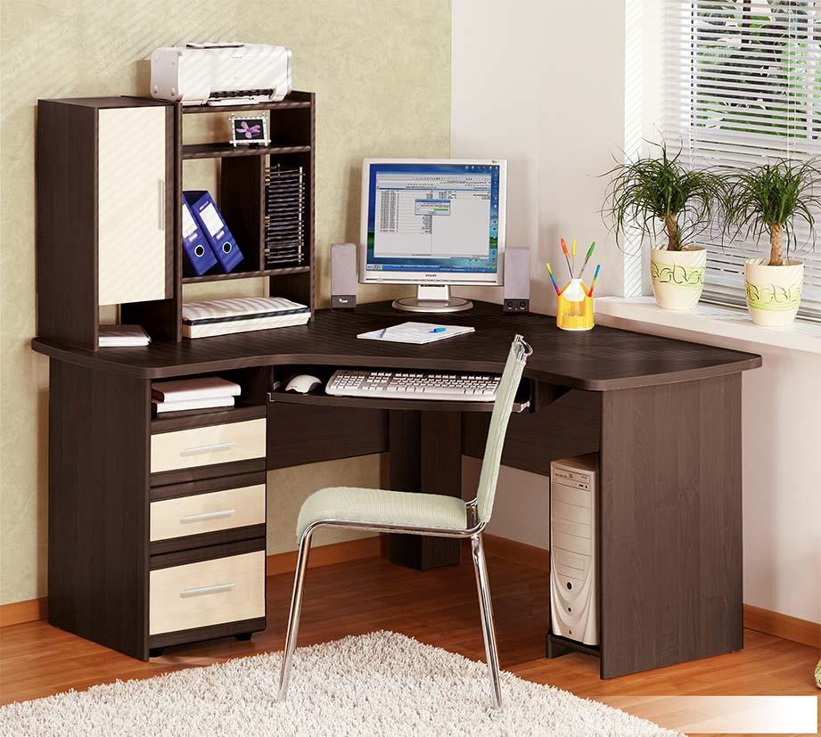 """Угловые компьютерные столы"""" СК-3728"""""""