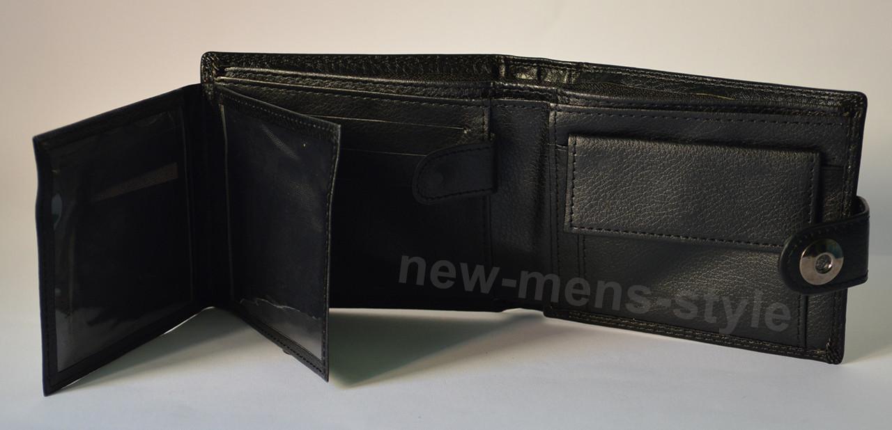 7b0c872181df Мужской кожаный стильный кошелек, портмоне, бумажник, гаманець NEW, цена  165 грн., купить в Бердянске — Prom.ua (ID#489370955)