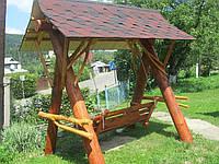 Качель ( гойдалка ) садовая