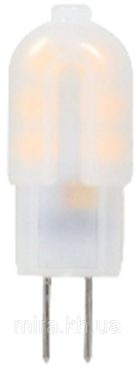 Светодиодная лампа Biom G4 2W 2835 PC 4500K AC/DC12