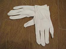 Перчатки белые парадные (пара)