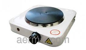 Настольная электроплита Hot plate HP-150A, плита электрическая 1 конфорочная настольная, портативная плита