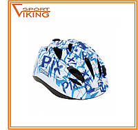 Детский защитный шлем Tempish PIX (голубой, розовый)