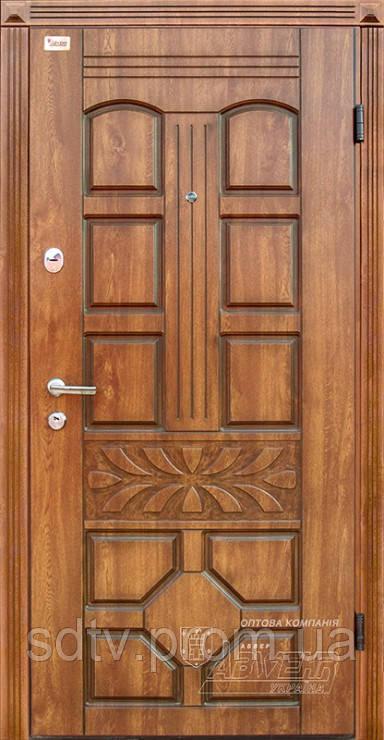 Входные двери недорого Santana А-156 - Cвіт дверей та вікон в Житомире