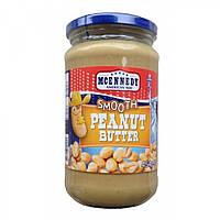 Арахисовое масло MCENNEDY Smooth Peanat Butter 454г