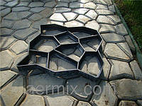 Форма для садовой, тротуарной дорожки