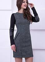 Платье из твида Diana, р 50, фото 1