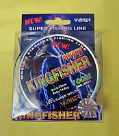 Леска Winner Kingfisher 100м 0,22мм
