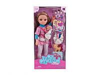 Кукла - мама с ребенком и аксесуарами 43 см
