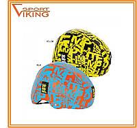 Защитный шлем Tempish Crack C (синий, желтый)
