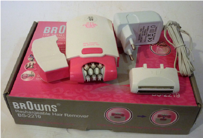 "Эпилятор ""BROWNS BS2219"""