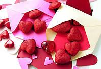 Любовь это... 139 Вафельная картинка