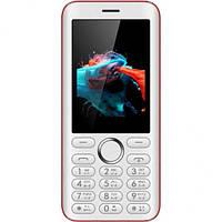"""Мобильный телефон Viaan V241 White/Red 2,4"""""""