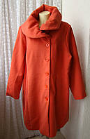 Пальто легкое модное батал X-two р.56-60 7386