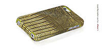 Borofone General leather cover case for iPhone 5/5S