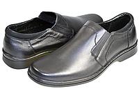 Туфли кожаные Мида Mida арт. 11155