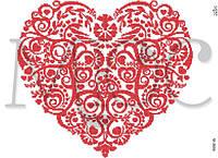 """Схема для вышивки бисером """"Любовь"""""""