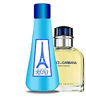 Reni версия Dolce&Gabbana pour homme D&G + флакон в подарок