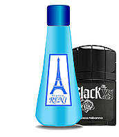Reni версия Black XS Paco Rabanne + флакон в подарок