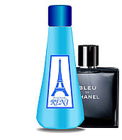 Reni версия Bleu de Chanel  Chanel + флакон в подарок