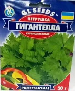 Петрушка  Гігантела 20г  (GLseeds)