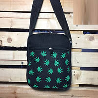 Месенджер\мессенджер (сумка на плече) - Milk Clothing - Classic Weed Green