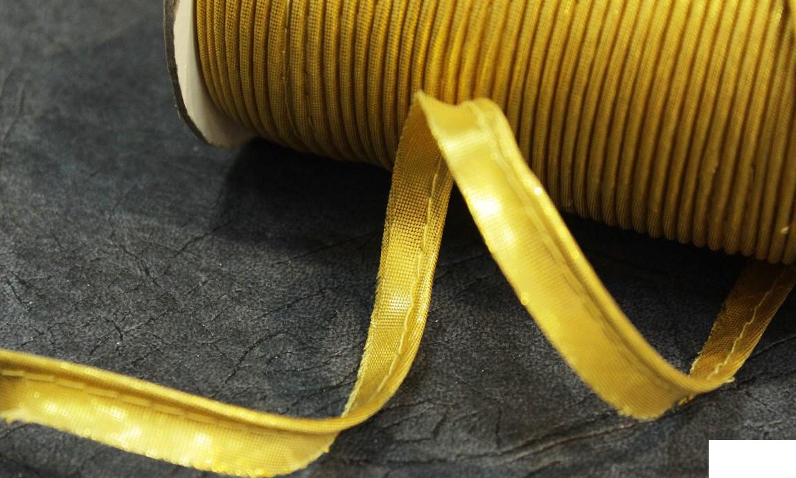 Кантик золото  цена за метр