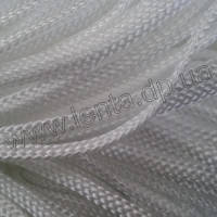 Кантик шнурок білий ціна за метр