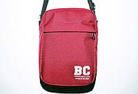 Месенджер\мессенджер (сумка на плече) - Backcourt - Classic Burgundy
