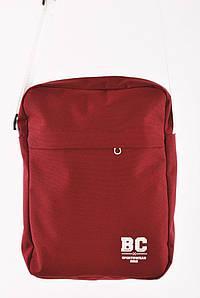 Месенджер\мессенджер (сумка на плече) - Backcourt - A4 Big XL Burgundy