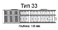 Радиаторы 33 тип