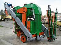 Зерноочистительная машина ОВС-25 ( очиститель вороха самопередвижной )