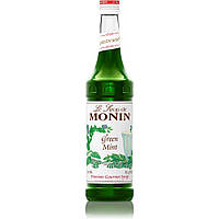 Сироп Monin Зелёная мята 0,7 л