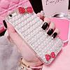 """MEIZU M3s оригинальный чехол накладка бампер со стразами камнями  для телефона """"SAFI"""" , фото 3"""