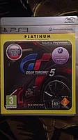 Gran Turismo 5 (PS3) рус.