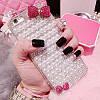 """MEIZU M1 NOTE оригинальный чехол накладка бампер со стразами камнями  для телефона """"SAFI"""" , фото 5"""