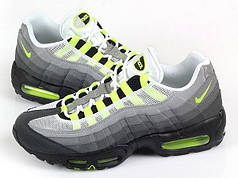 Кроссовки мужские Nike Air Max 95 GS Greedy топ реплика