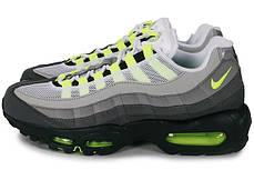 Кроссовки мужские Nike Air Max 95 GS Greedy топ реплика, фото 2