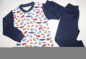 Пижама на мальчика 100 % 5,6,8 лет