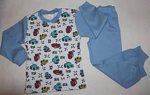 Пижама на мальчика 100 % хлопок 5,7,8 лет