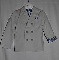 Стильный пиджак Италия  Street Gang 26 размер.