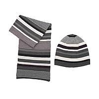 Набор шапка, шарф Chicco для мальчика, размер 003, 1-1,5 года