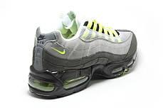 Кроссовки мужские Nike Air Max 95 GS Greedy топ реплика, фото 3