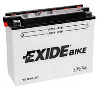 Аккумулятор Exide YB16AL-A2