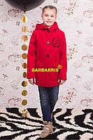 """Демисезонное пальто для девочки """"Vikki"""""""