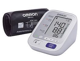 Автоматичний тонометр OMRON M3 Comfort з манжетою Intelli Wrap + Адаптер S (HEM-7134-ALRU)