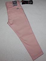 Стильные стрейчевые брюки на девочку 1-2,2-3,3-4 года