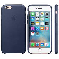 Чехол для iPhone 6/6s Original Leather case, синий