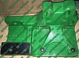 Опора H215074 редуктора МКШ кронштейн жатки Flex John Deere SUPPORT MOUNT запчасти суппорт Н215074, фото 10
