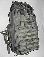 Рюкзак камуфлированный многоцелевой 60 л. олива, фото 1